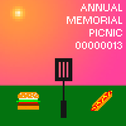 Annual Memorial Picnic Thirteen
