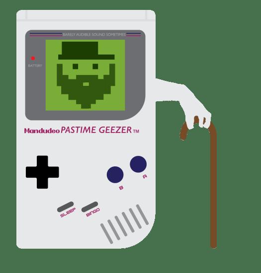 Pastime Geezer