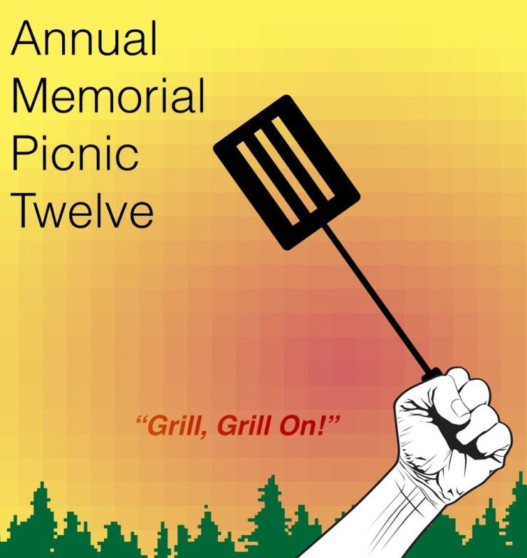 Annual Memorial Picnic Twelve
