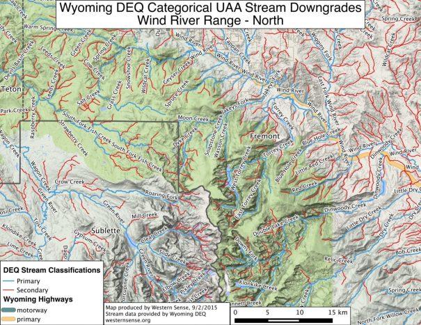 Wind River Range North