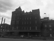The Stegmaier Brewery in Wilkes-Barre Photo by Owen Vaughn (March 31, 2016)