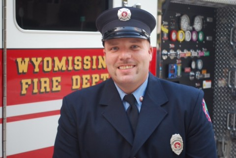 Firefighter Thomas Canto Jr.