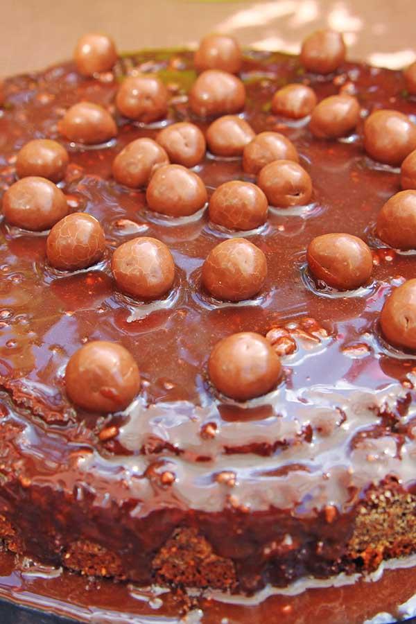 ciasto czekoladowe z coca colą