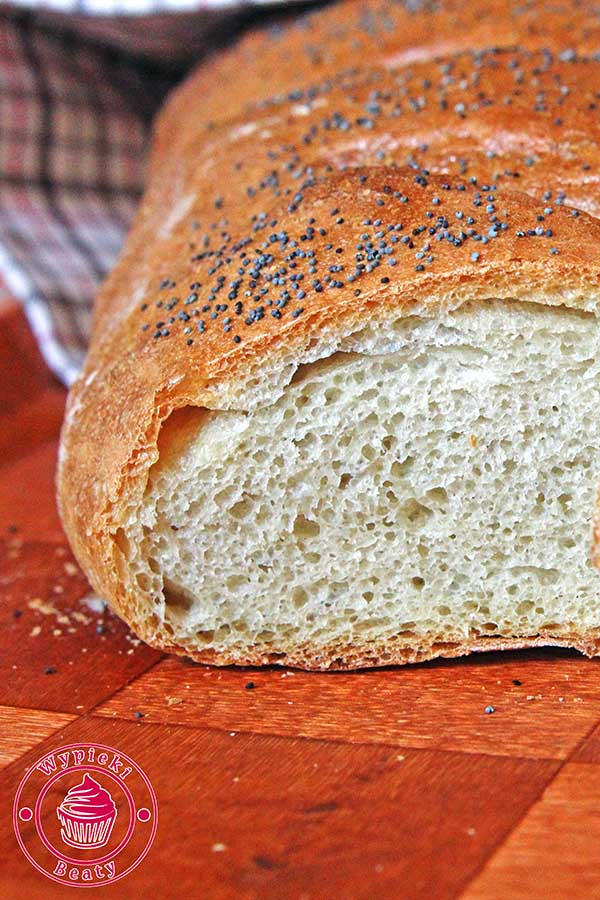 chleb pszenny jak z piekarni
