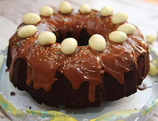 czekoladow-migdalowa babka2