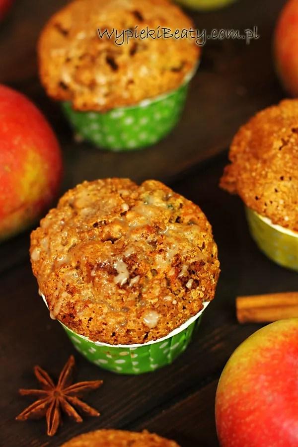 babeczki jabłkowo-cukiniowe2