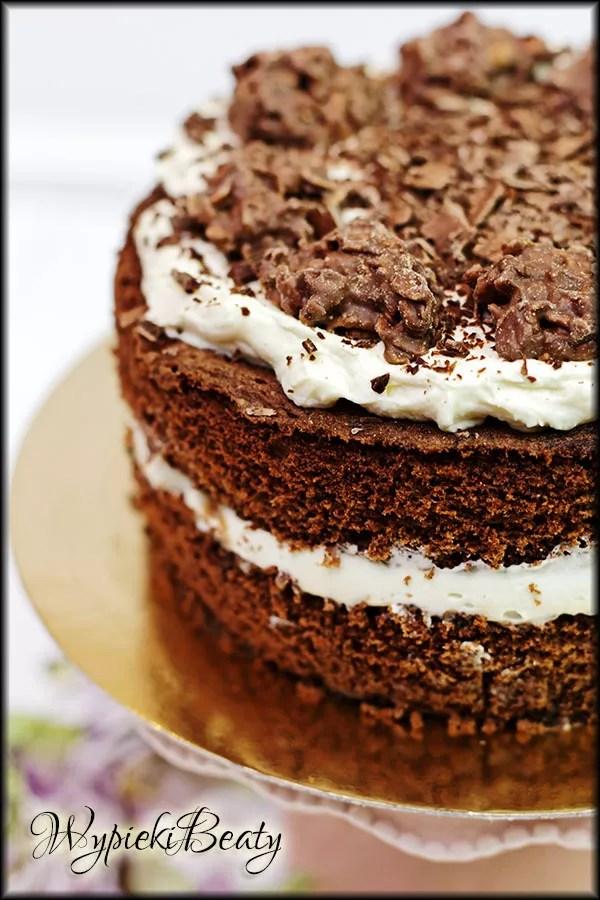 czekoladowy biszkopt Wiktorii3