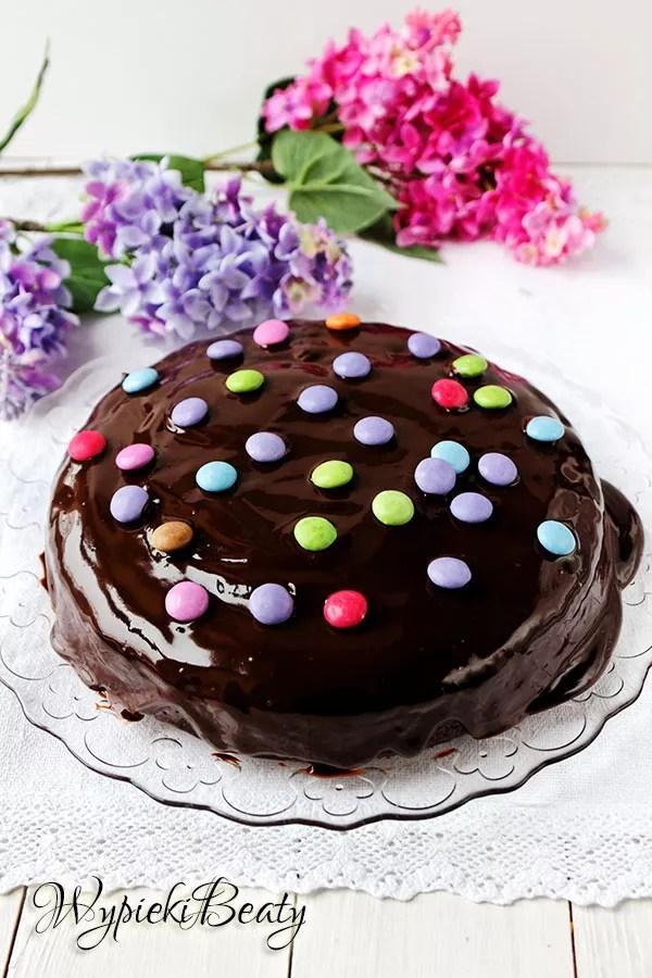 ciasto z burakami