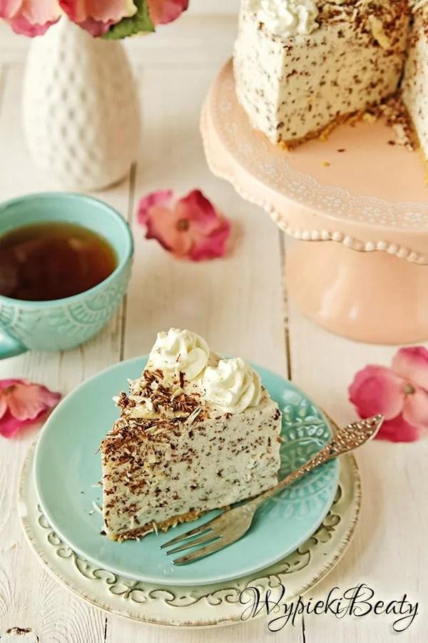 straciatella cheesecake