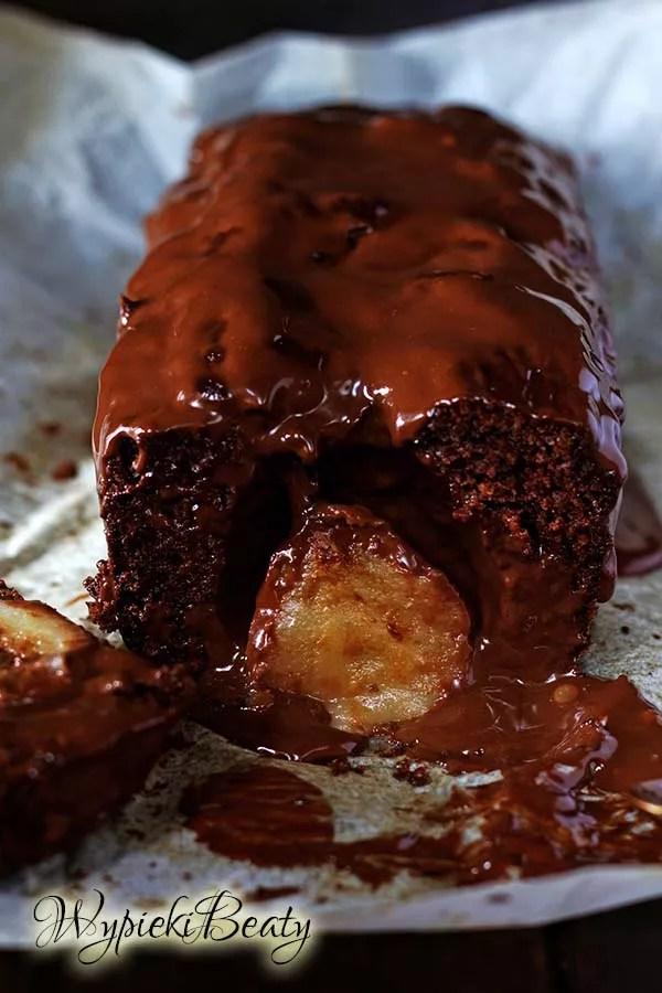 czekoladowe ciasto z gruszkami_9