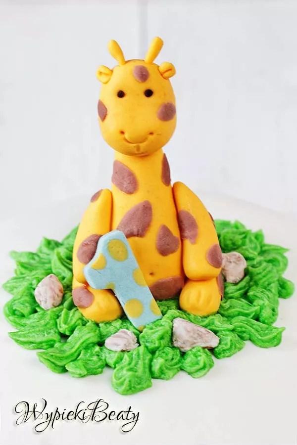 tort żyrafa_4