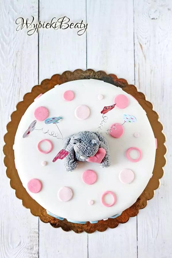 tort z misiem 2