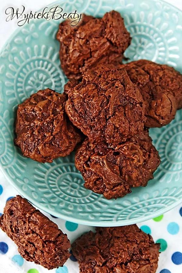 ciasteczka brownie 8