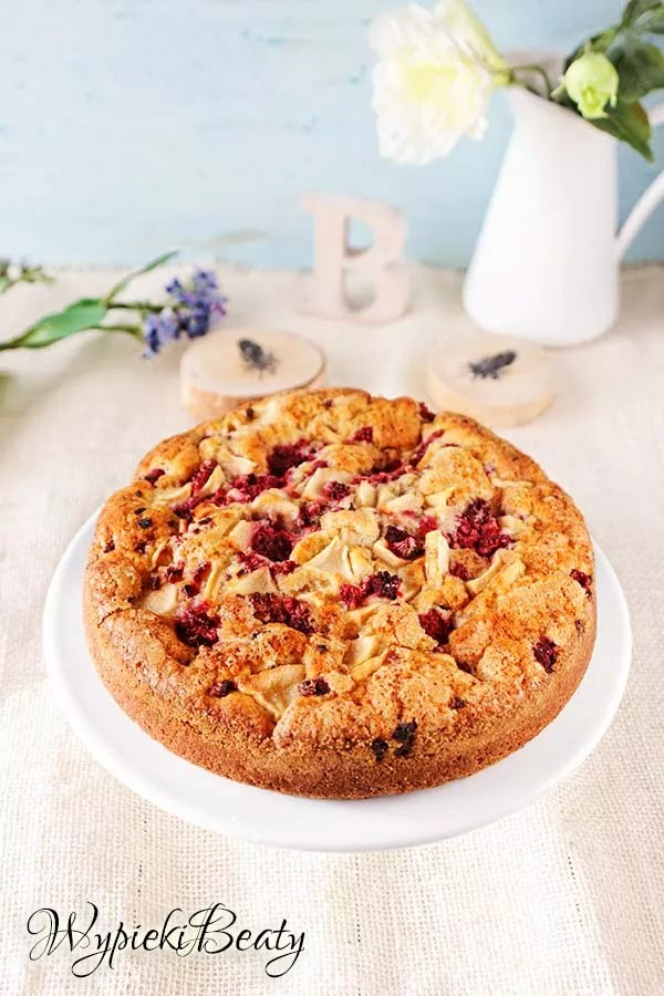 ciasto owocowe Donny Hay 1