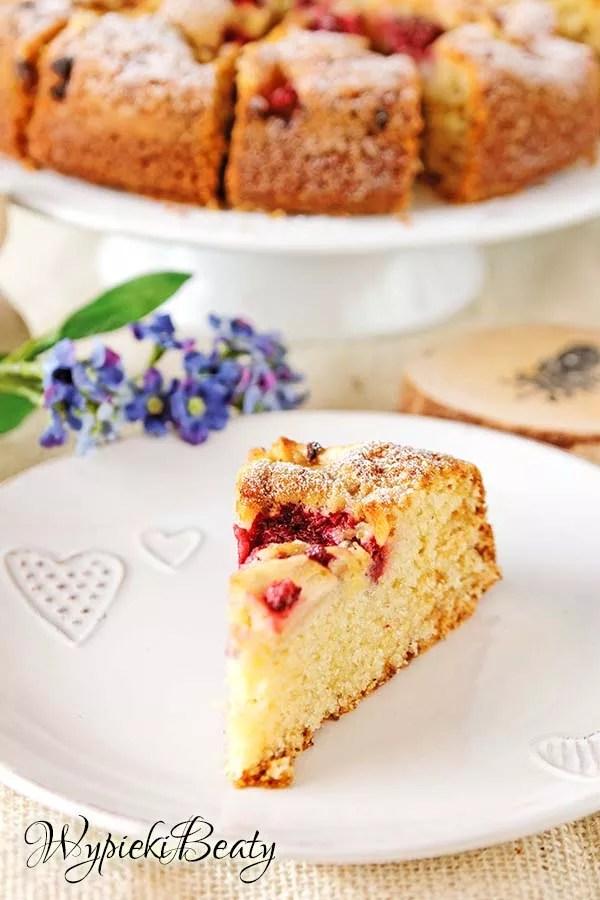 ciasto owocowe Donny Hay 6