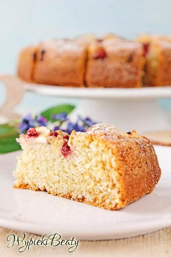 ciasto owocowe Donny Hay 9