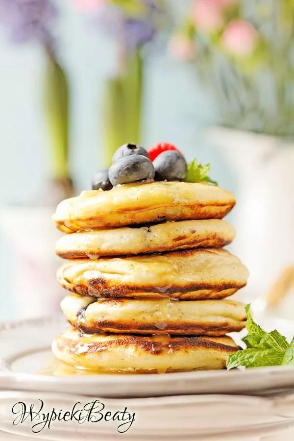 pancakes z borówkami 8