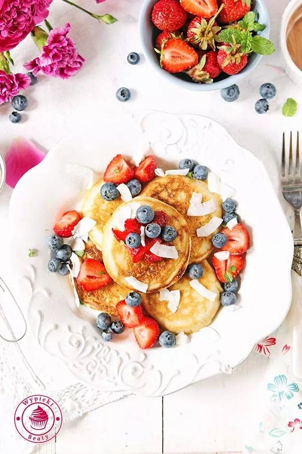 kokosowe pancakes 2