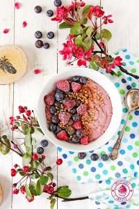 raspberry buckweat