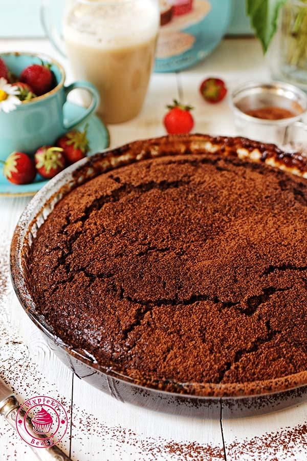 ciasto czekoladowe z sosem 2