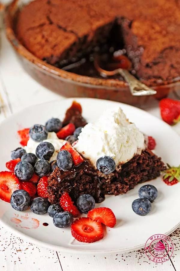 ciasto czekoladowe z sosem 9