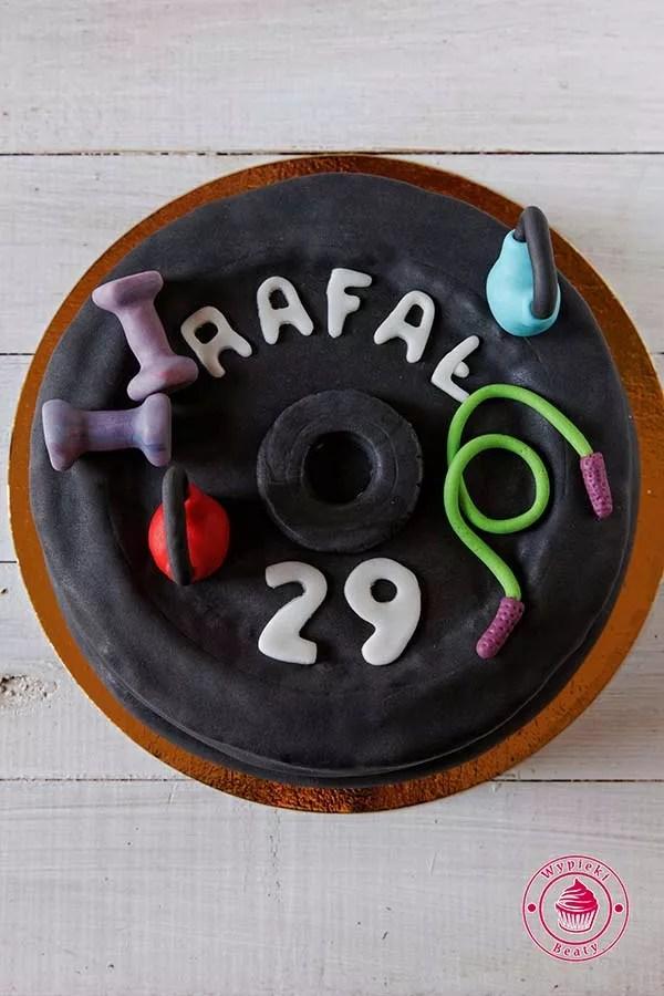tort z malinowa galeretka 5