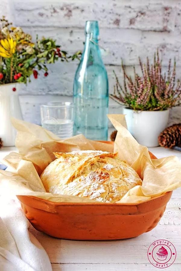 prosty chleb
