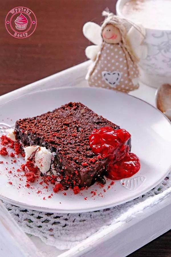 ciasto z fasoli