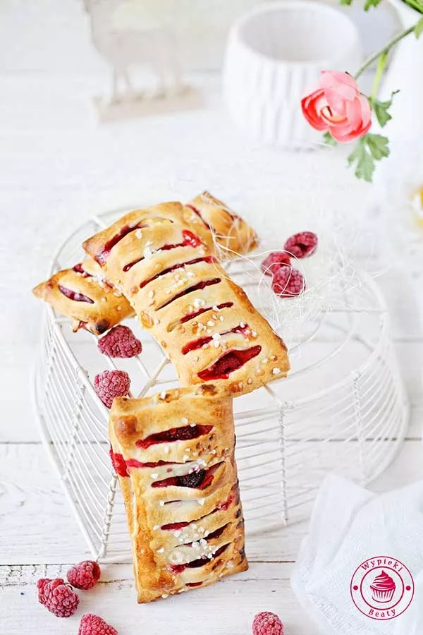 Francuskie Ciastka Z Budyniem Najlepsze Przepisy Blog Kulinarny