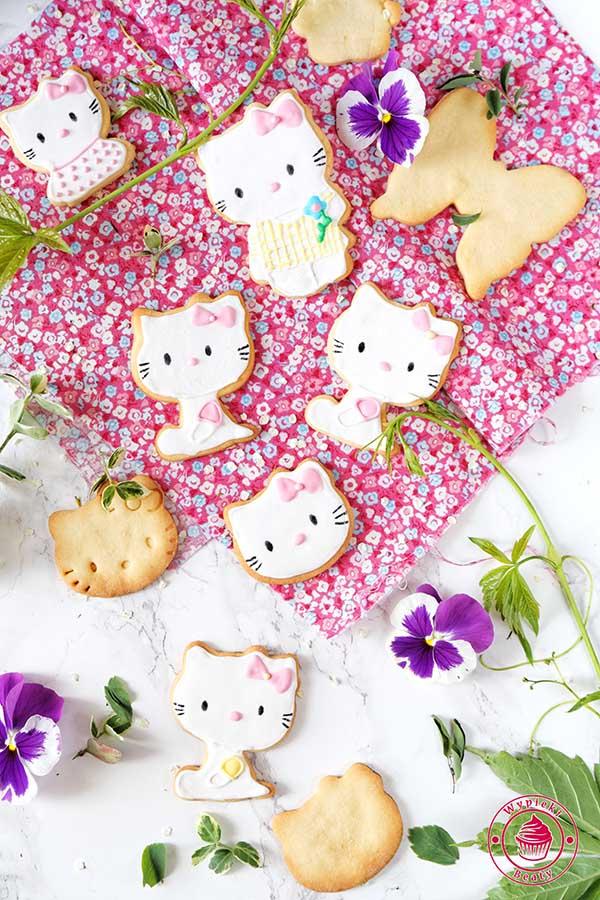 ciasteczka maślane na dzień dziecka