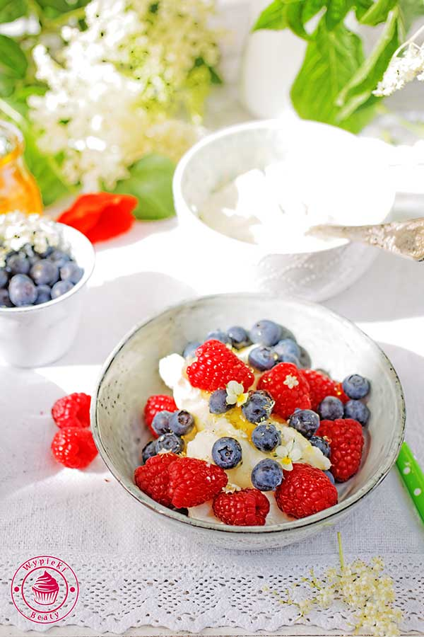 lebneh z jogurtu