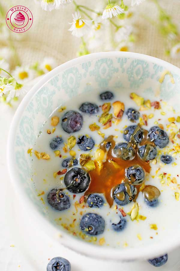 quinoa na śniadanie