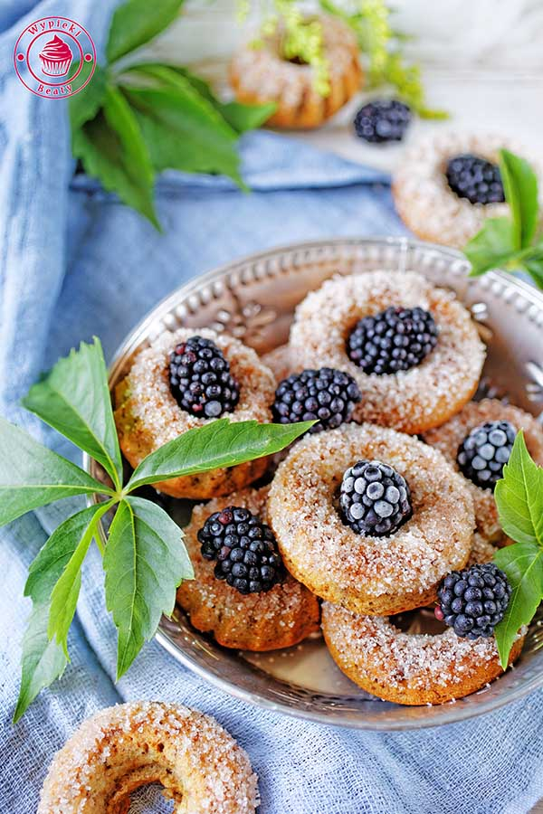 donuty daktylowe