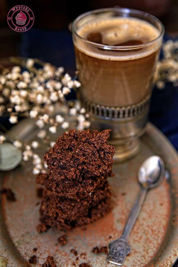 ciastka czekoladowe z awokado
