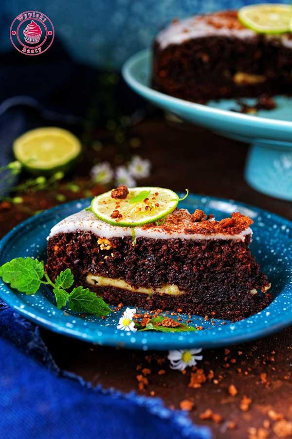 proste ciasto czekoladowe bez żółtek