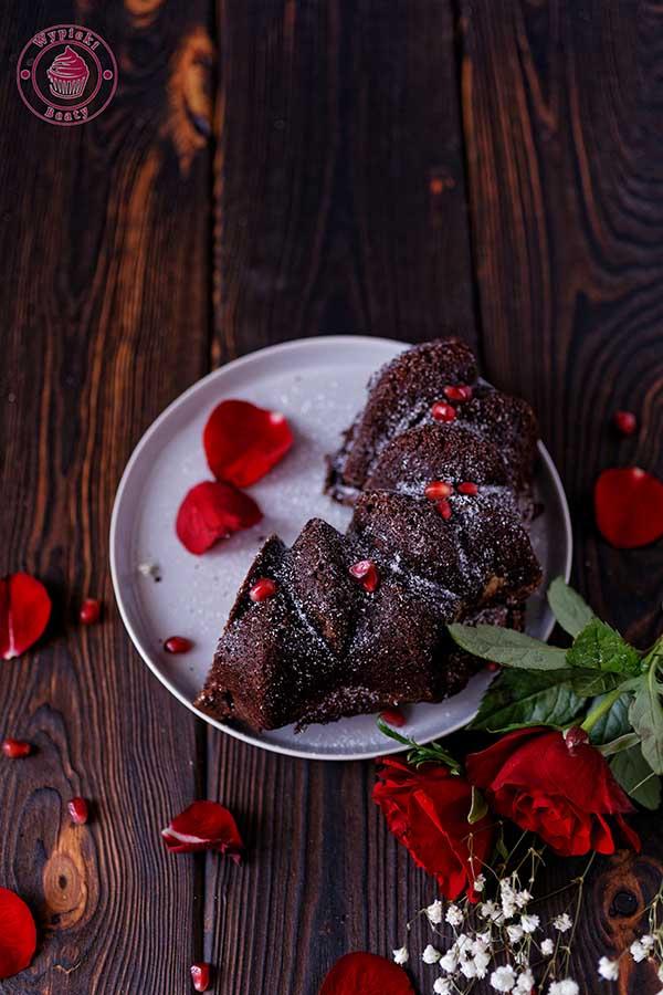 pikantna babka czekoladowa