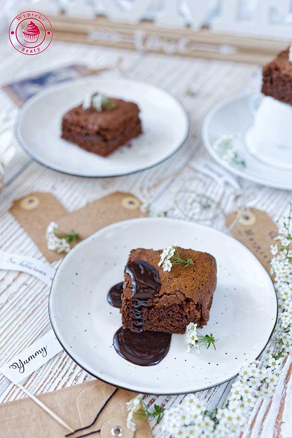 kawowe ciasto czekoladowe