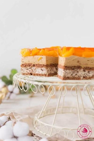 ciasto bez pieczenia straciatella
