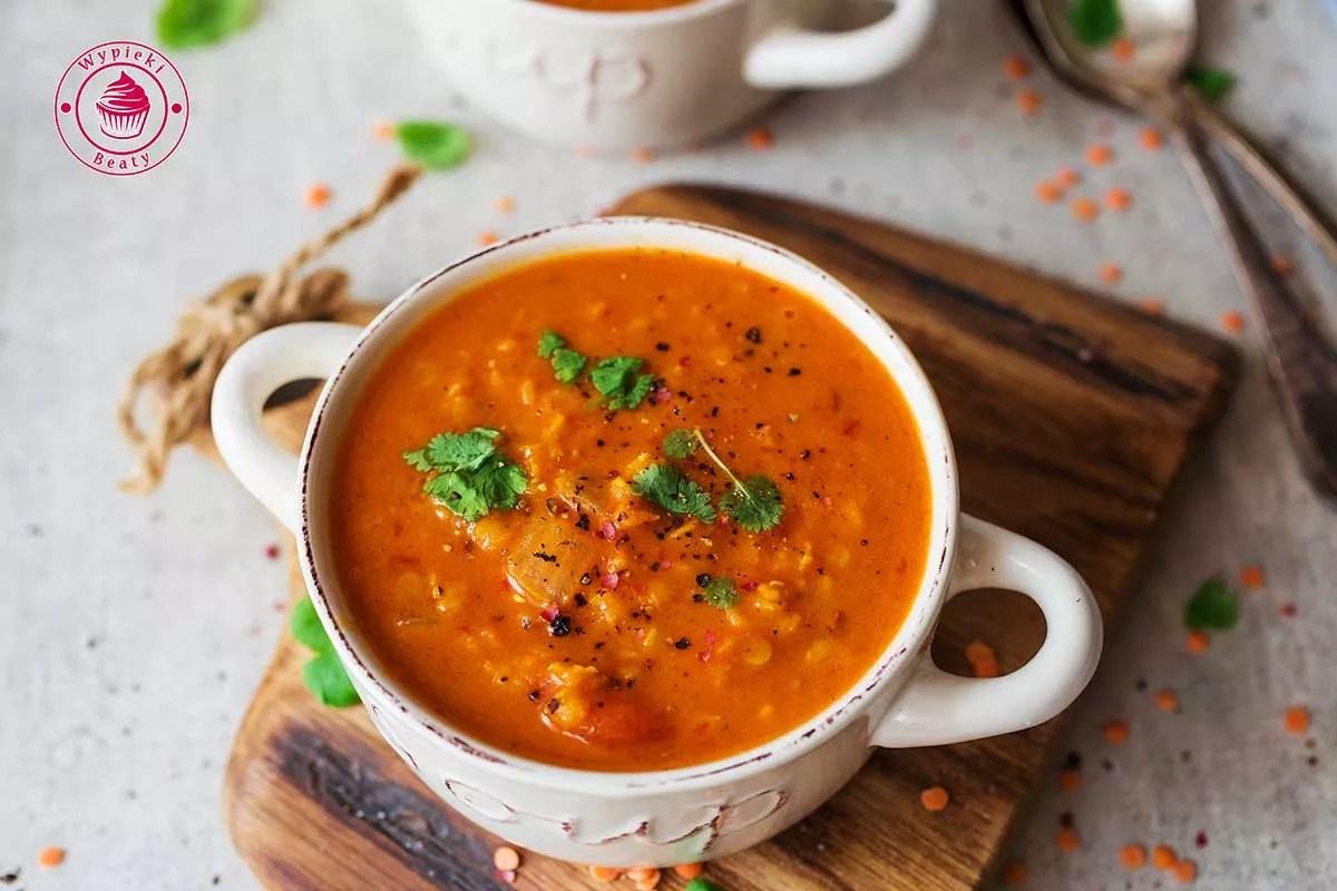 indyjska zupa dhal