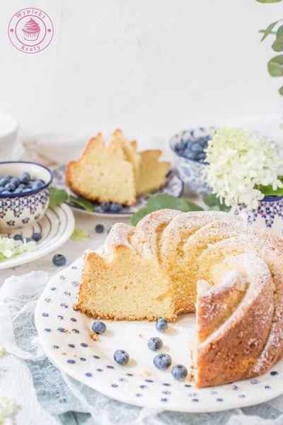 proste ciasto waniliowe