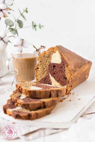 babka waniliowo-czekoladowa