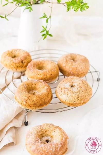 donuty cynamonowe