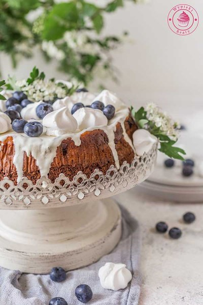 sernik i ciasto czekoladowe