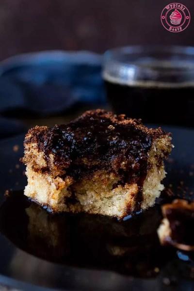ciasto z cynamonowym wierzchem