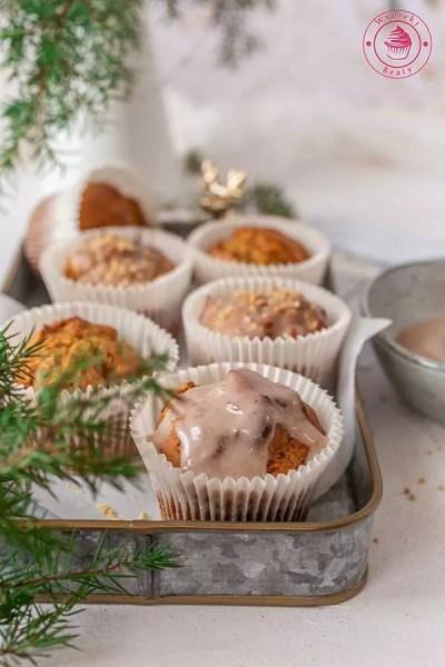 piernikowe muffinki z dynią