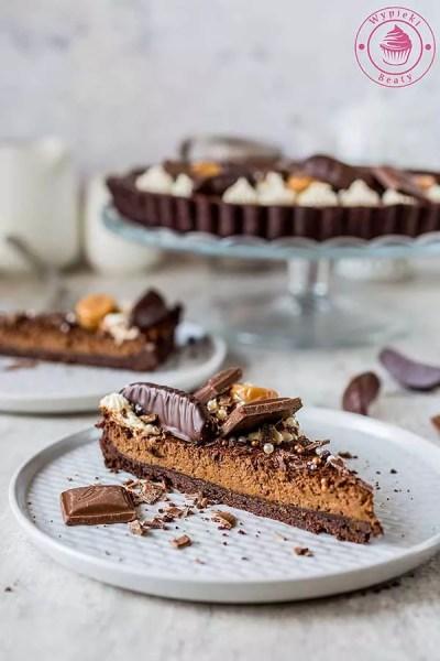 tarta czekoladowa z dynią