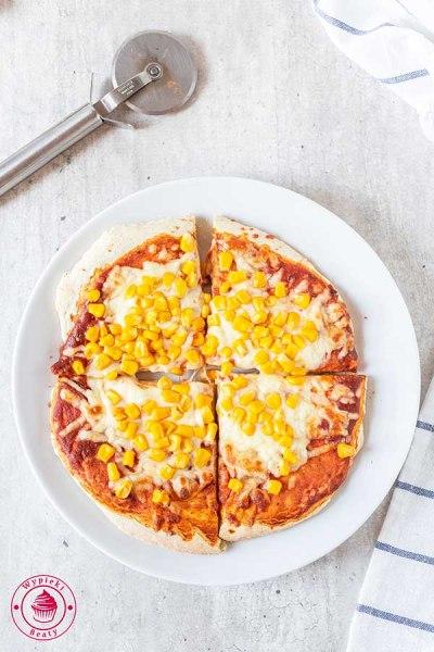 ekspresowe ciasto na pizzę z proszkiem do pieczenia