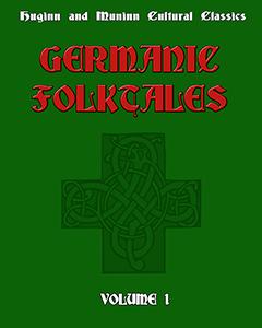 Germanic Folktales Book Cover
