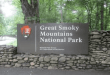 GSMNP announces road work, temporary closures