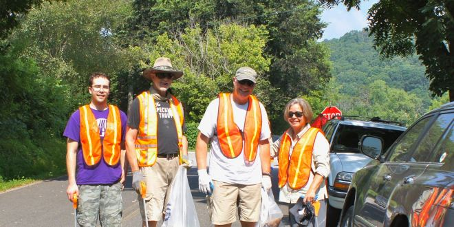 Clinch River Clean-up needs more volunteers
